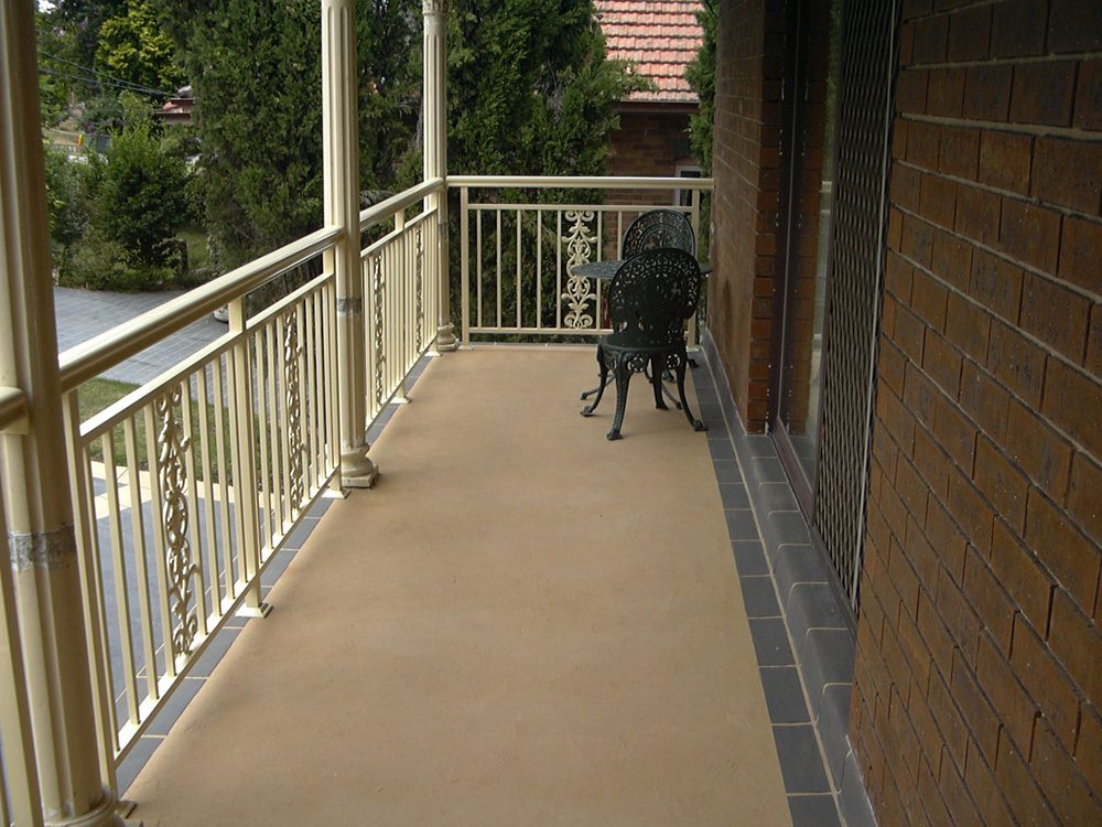 after limestone paint in Sydney