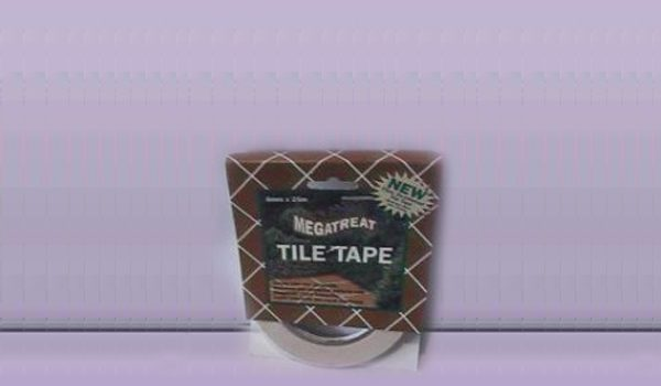 Megatreat Tile Tape