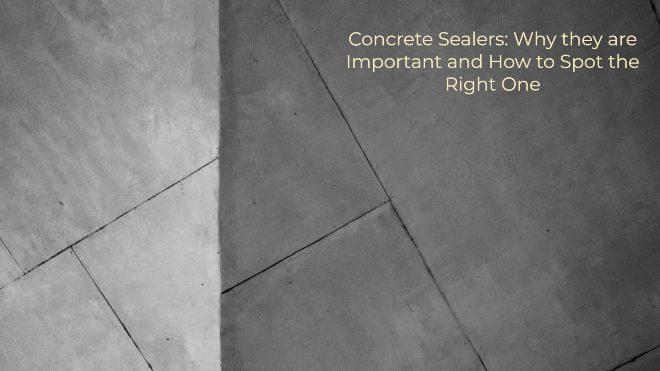 Concrete Sealers Sydney