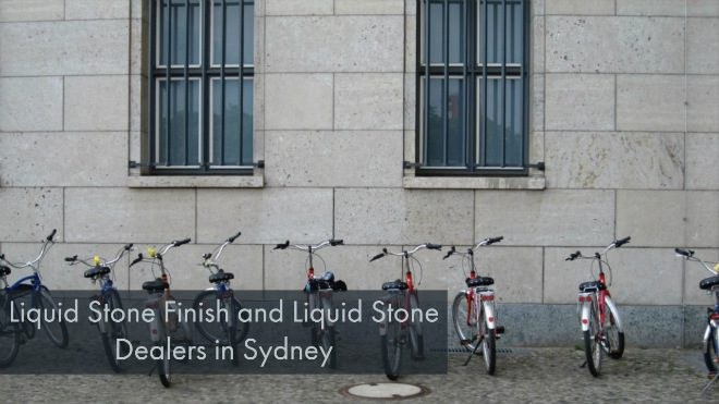 Liquid Stone Finishes