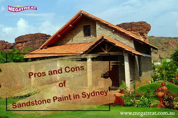 Pros and Cons of Sandstone Paint in Sydney